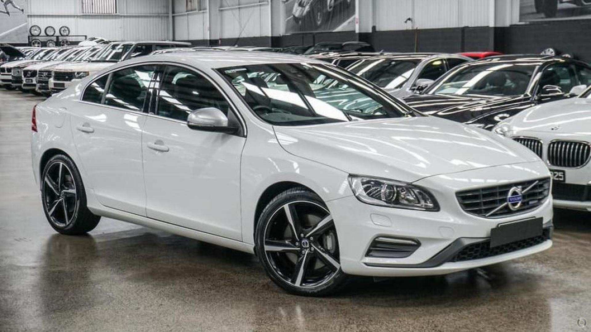 2015 Volvo S60 T6 R-Design (No Series)