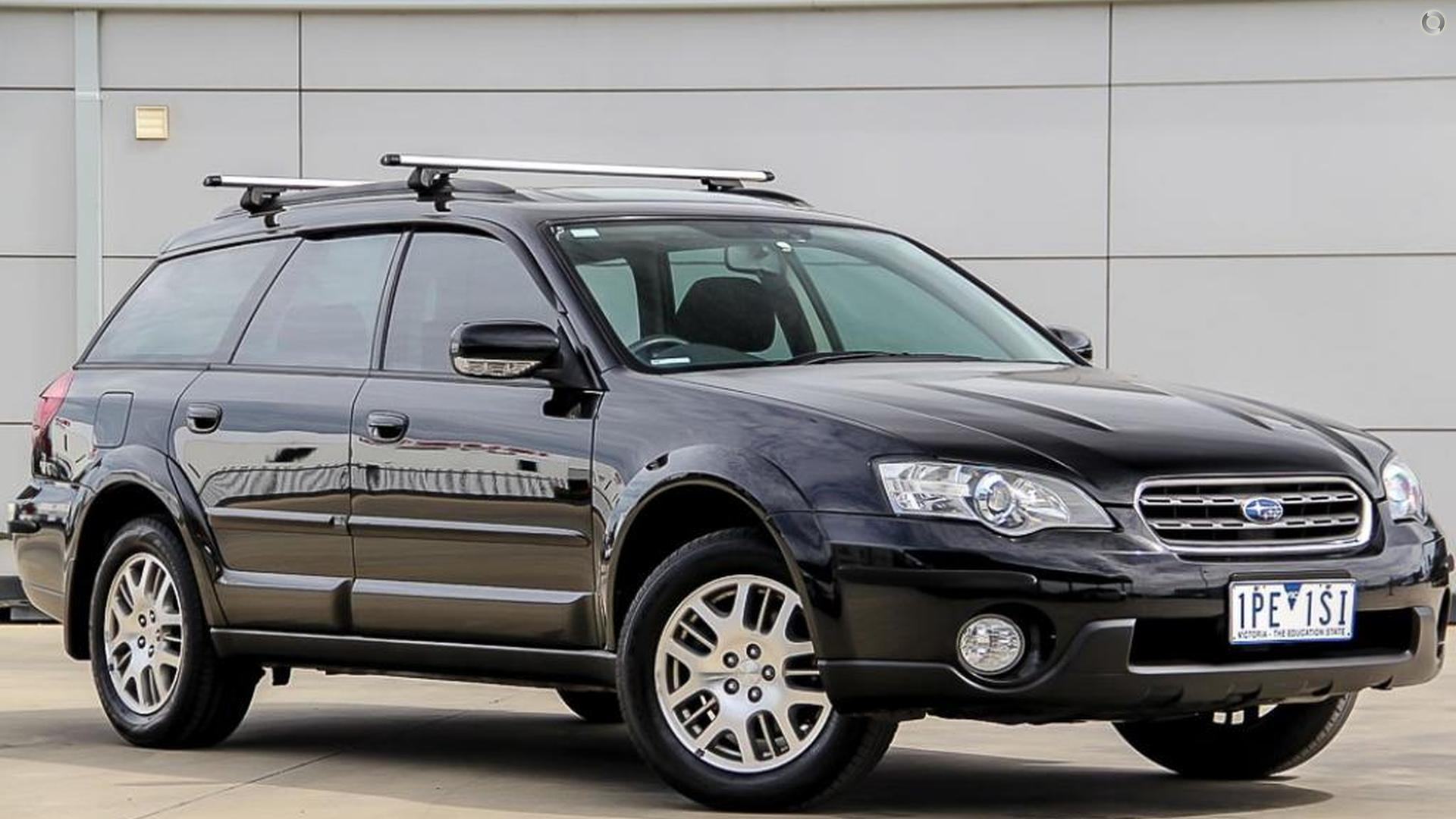 2005 Subaru Outback 3GEN
