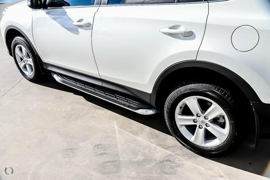 2012 Toyota Rav4 Cruiser ALA49R