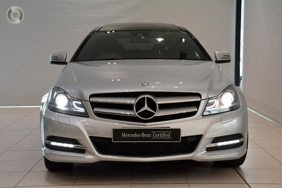 2012 Mercedes-Benz C 250 BLUEEFFICIENCY