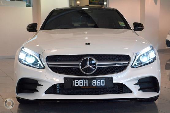 2019 Mercedes-Benz <br>C 43