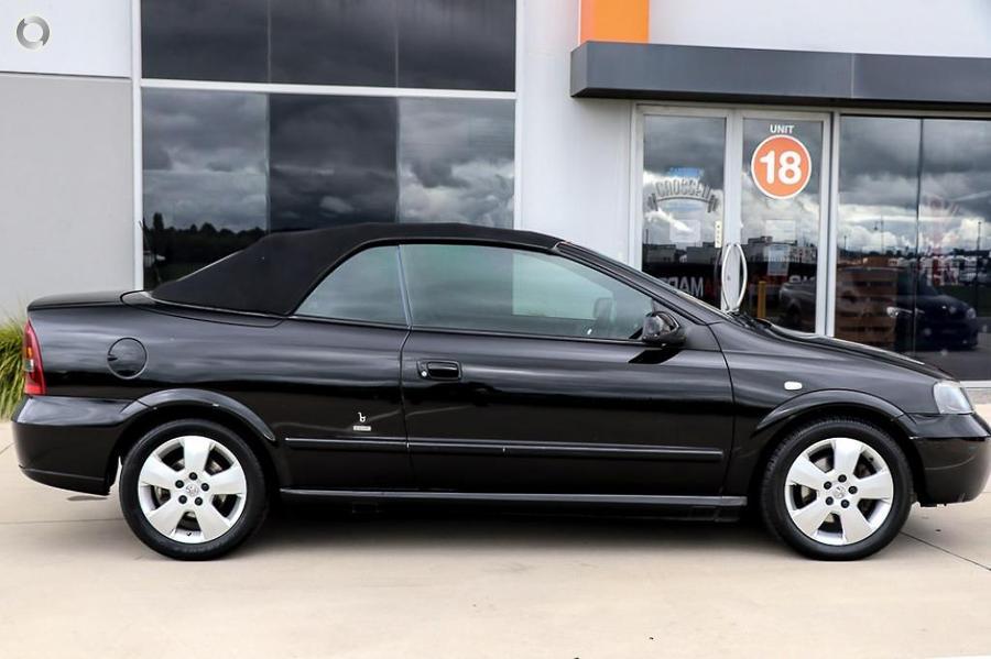 2006 Holden Astra  TS