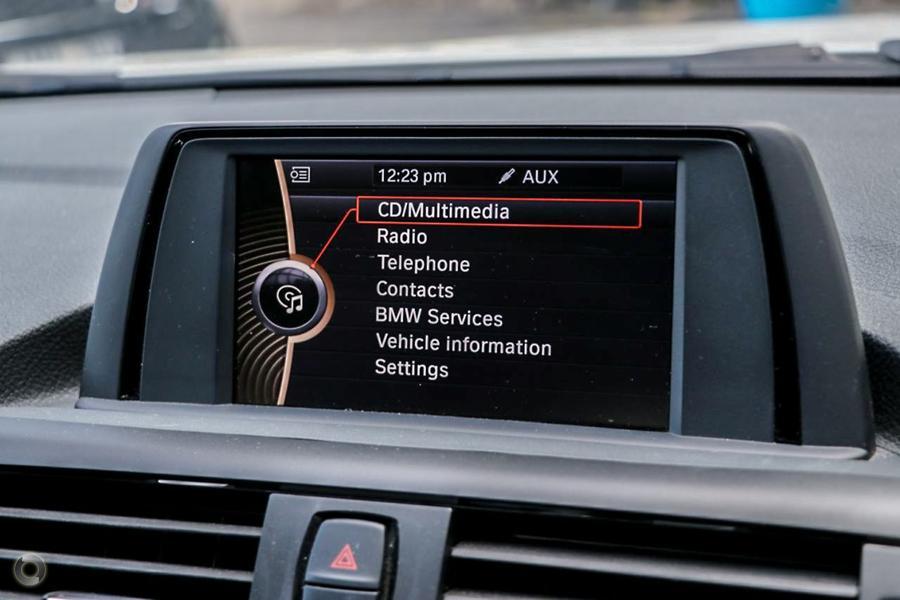 2011 BMW 118i