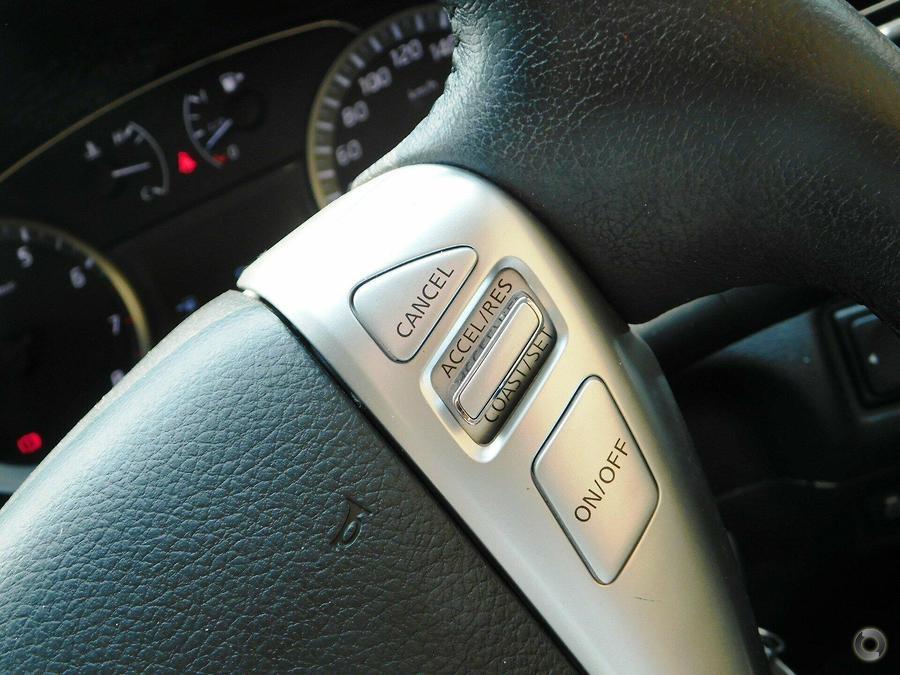 2015 Nissan Pulsar ST-L