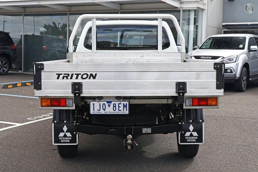 2017 Mitsubishi Triton GLX MQ