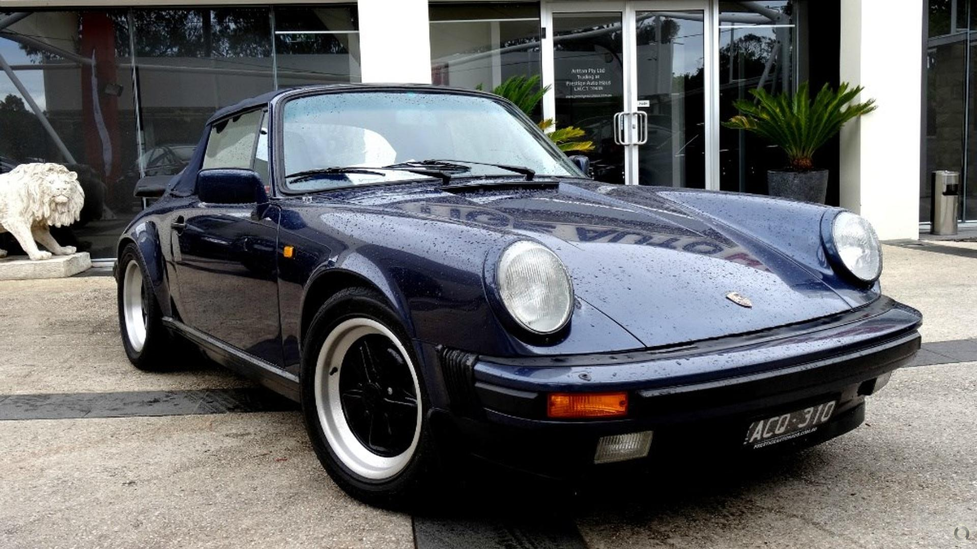 1985 Porsche 911 Carrera (No Series)