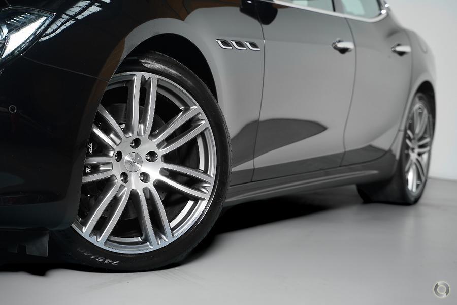 2015 Maserati Ghibli S M157