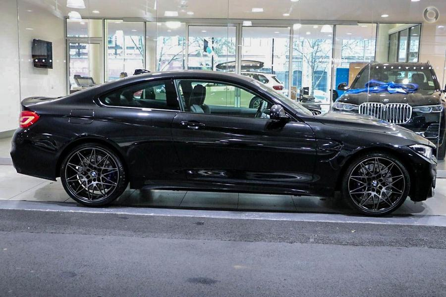 2018 BMW M4 Competition