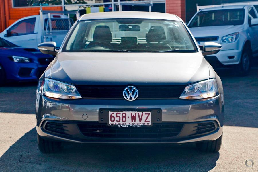 2014 Volkswagen Jetta 118TSI Trendline 1B