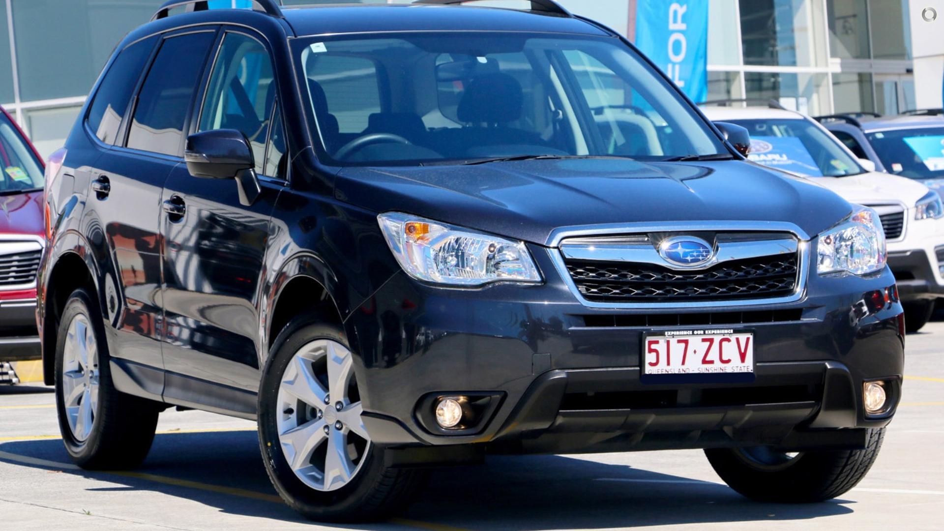 2013 Subaru Forester S4