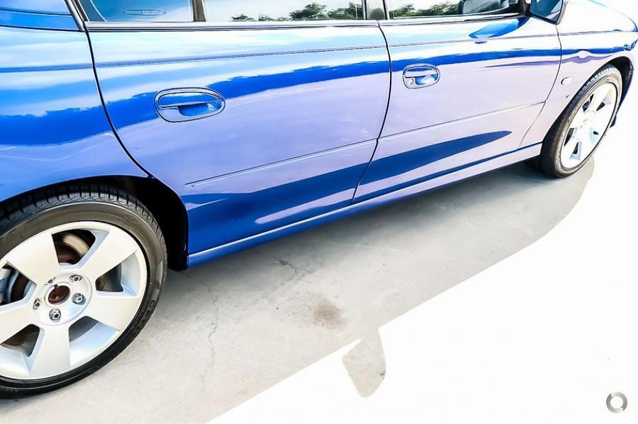 2006 Holden Commodore SVZ VZ