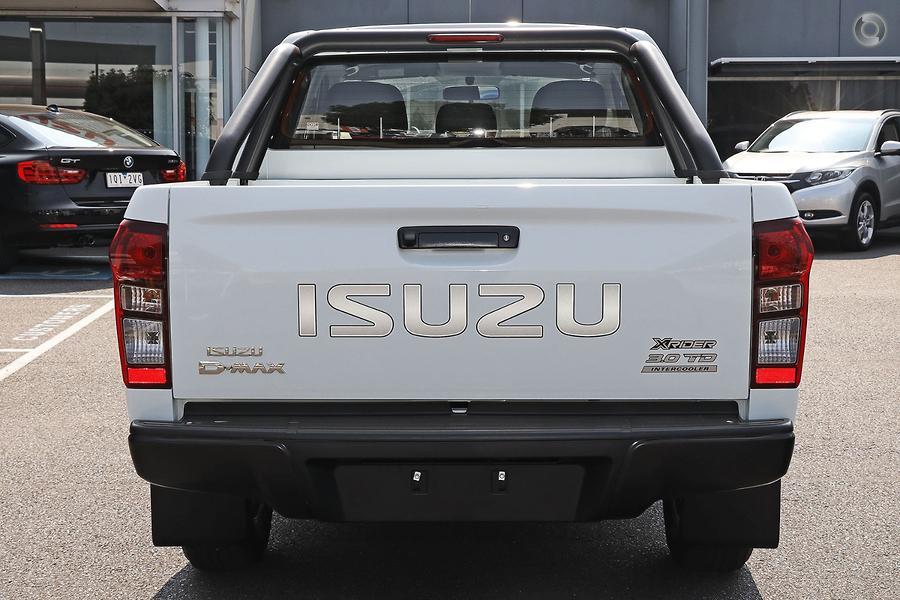 2019 Isuzu D-MAX X-Rider