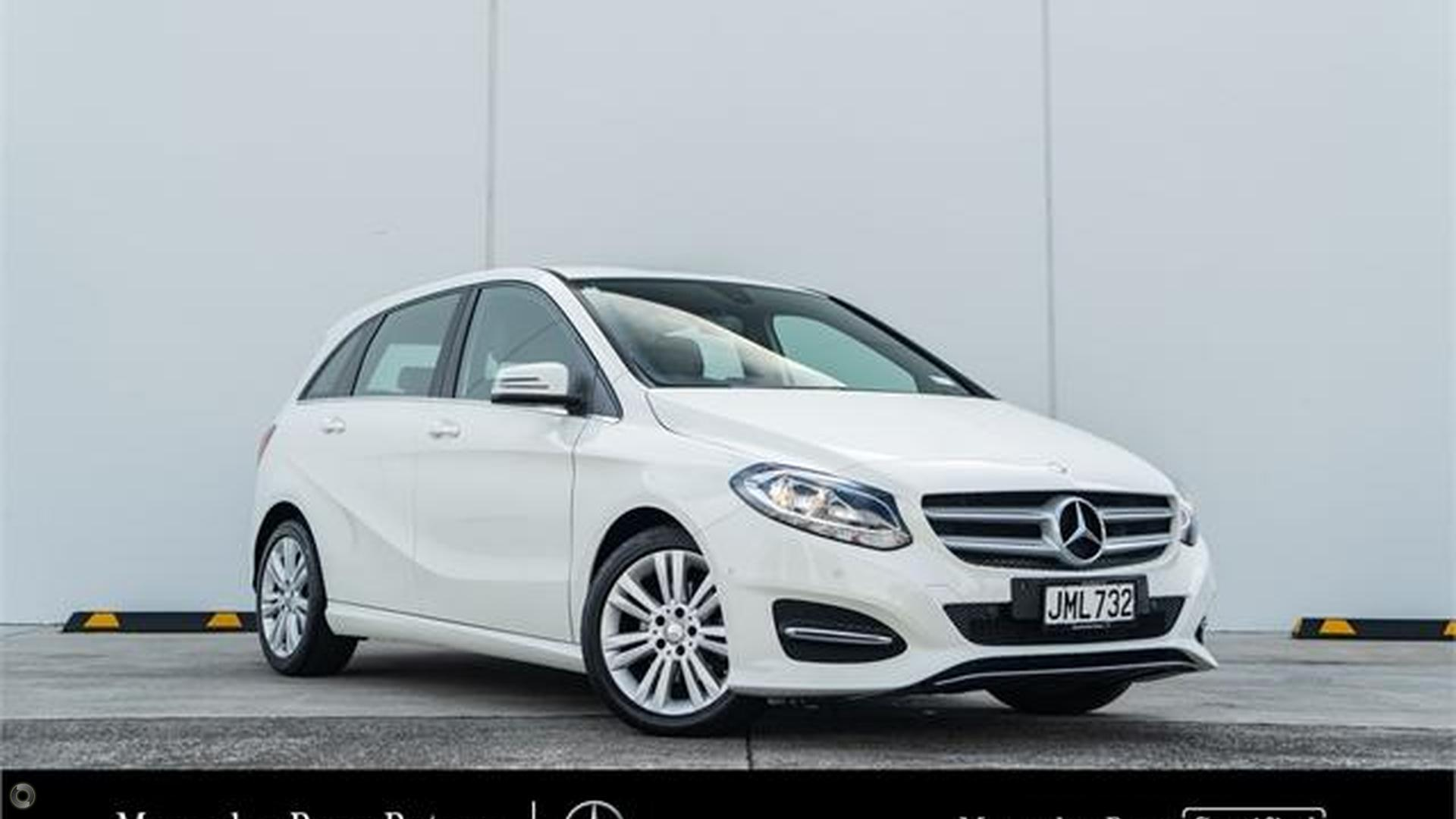 2015 Mercedes-Benz B 180 Sports Tourer