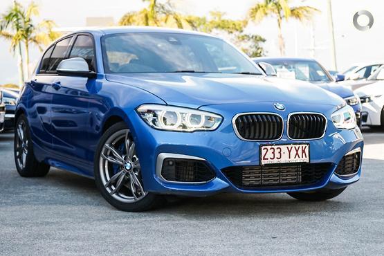 2016 BMW M 135 i