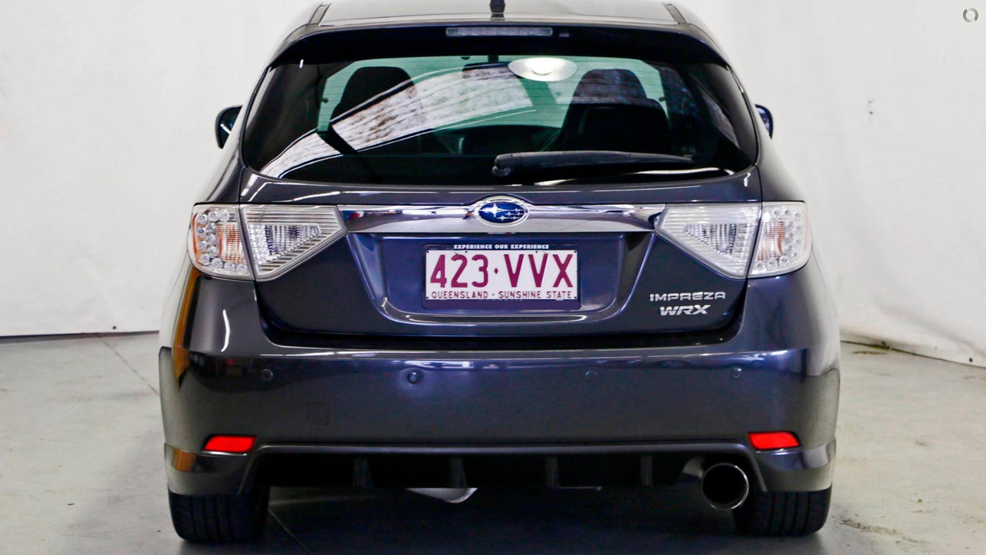 2008 Subaru Impreza WRX G3