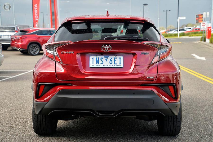 2018 Toyota C-HR Koba NGX50R