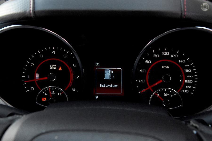 2013 Holden Commodore SS V Redline VF