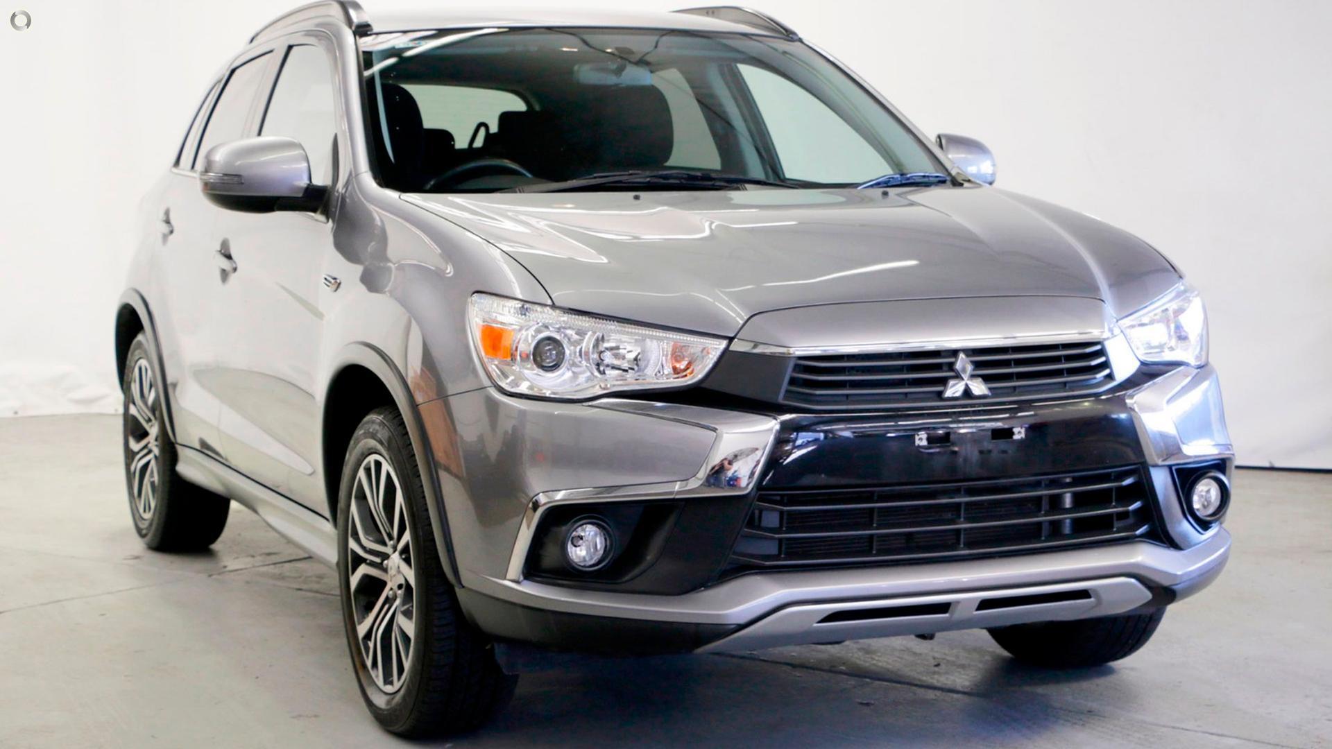 2017 Mitsubishi Asx XC