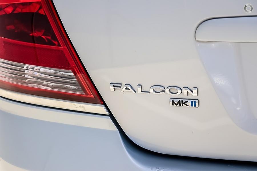 2007 Ford Falcon XT BF Mk II