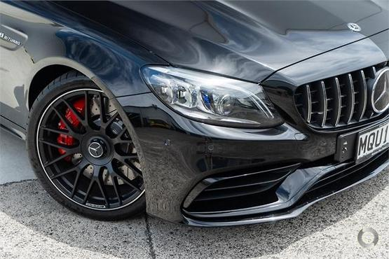 2020 Mercedes-AMG C 63
