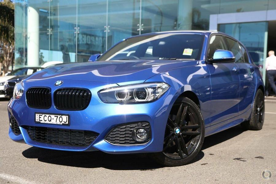 2019 BMW 118i M Sport Shadow Edition