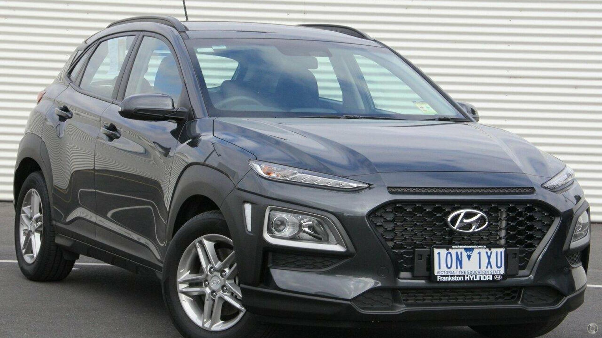 2018 Hyundai Kona OS