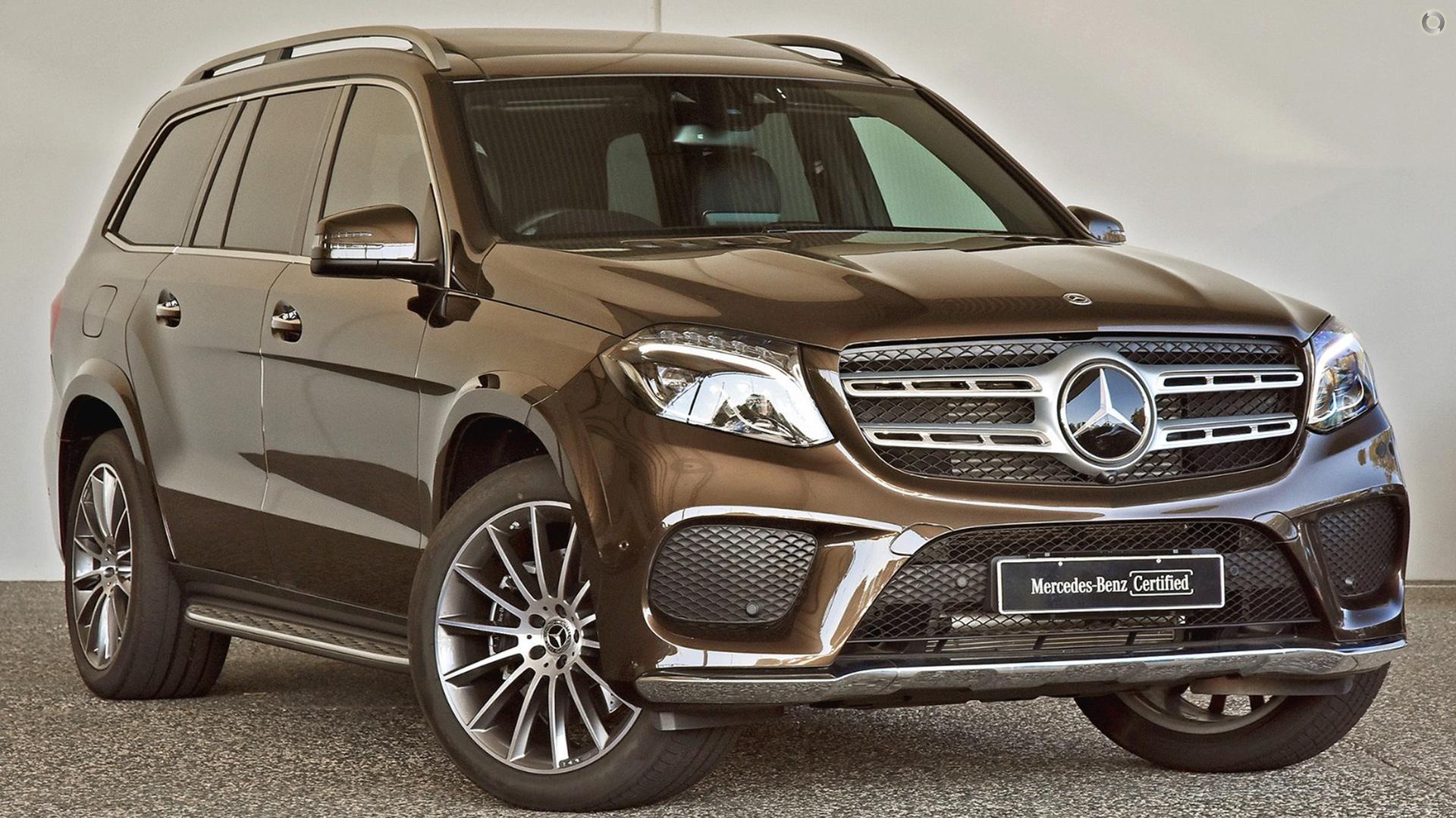 2018 Mercedes-Benz GLS-CLASS Wagon