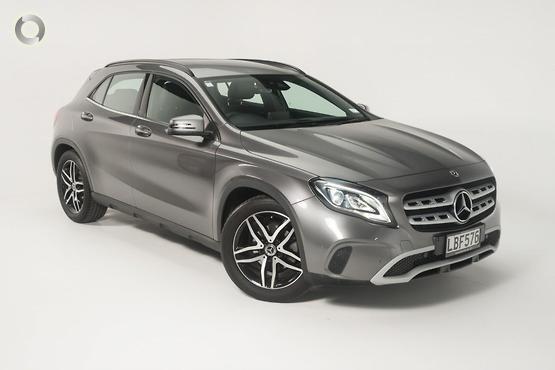 2017 Mercedes-Benz GLA 180