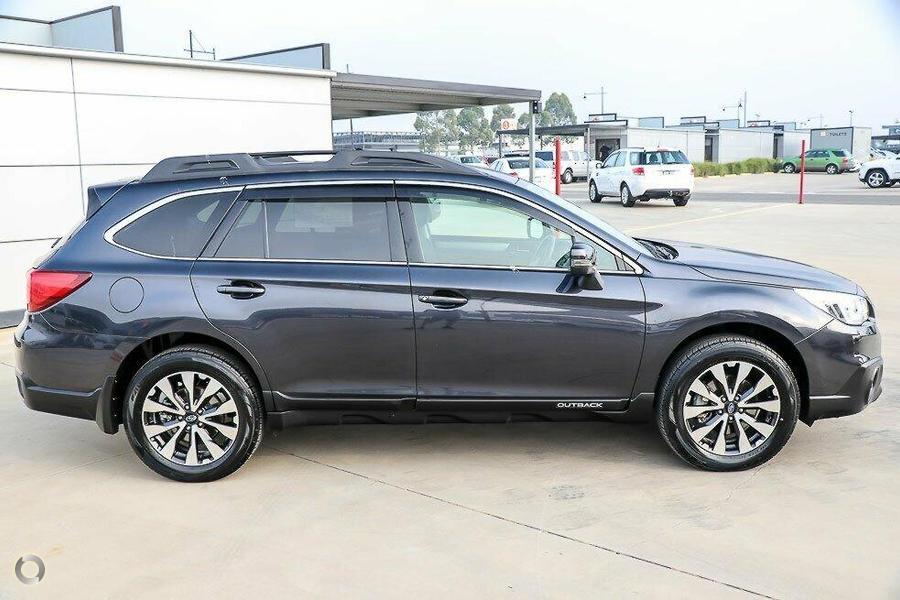 2016 Subaru Outback 2.5i 5GEN