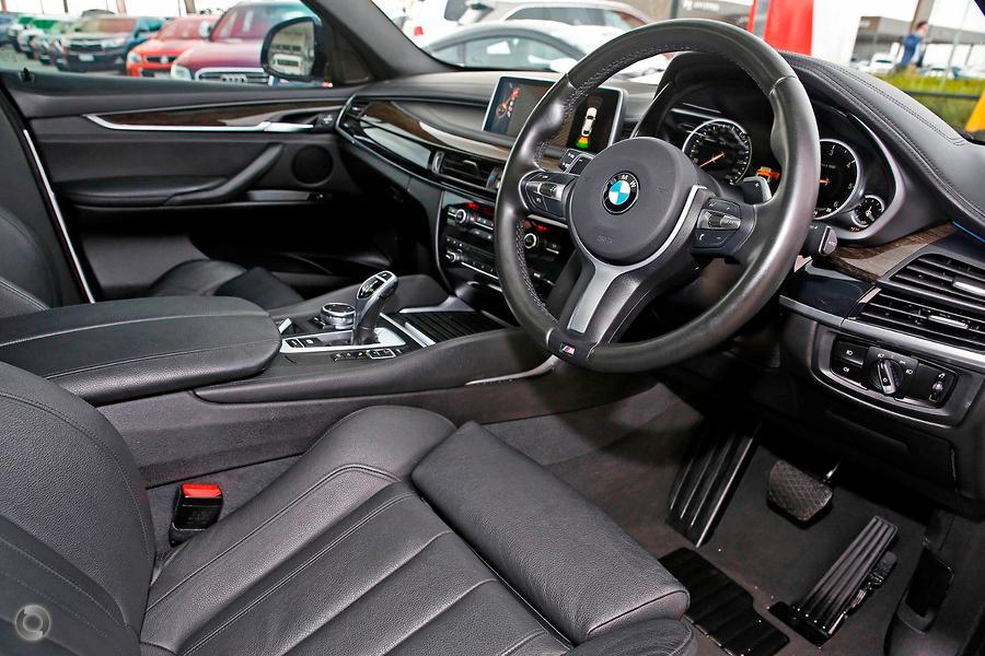 2016 BMW X6 xDrive30d F16