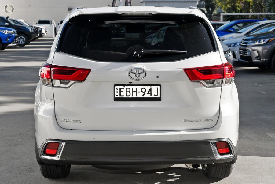 2019 Toyota Kluger Grande GSU55R