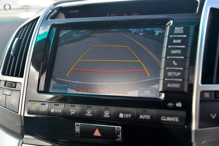 2012 Toyota Landcruiser Sahara VDJ200R