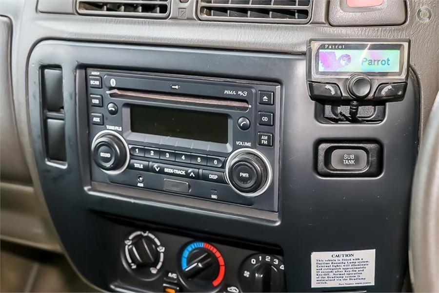 2014 Nissan Patrol DX Series 4
