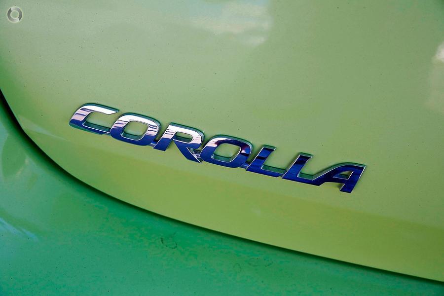 2016 Toyota Corolla SX ZRE182R