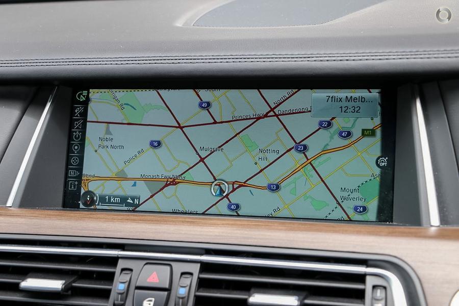 2013 BMW 730d