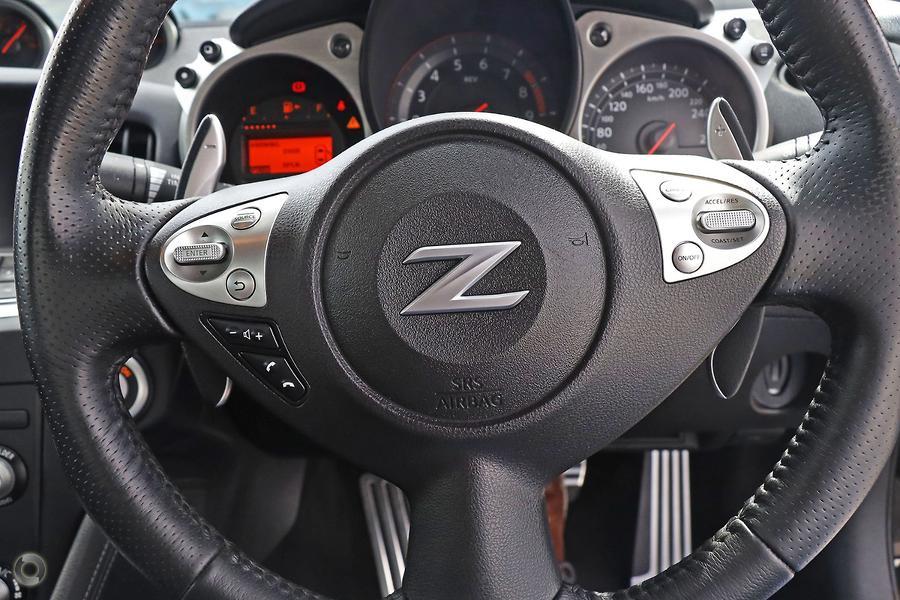 2015 Nissan 370Z  Z34