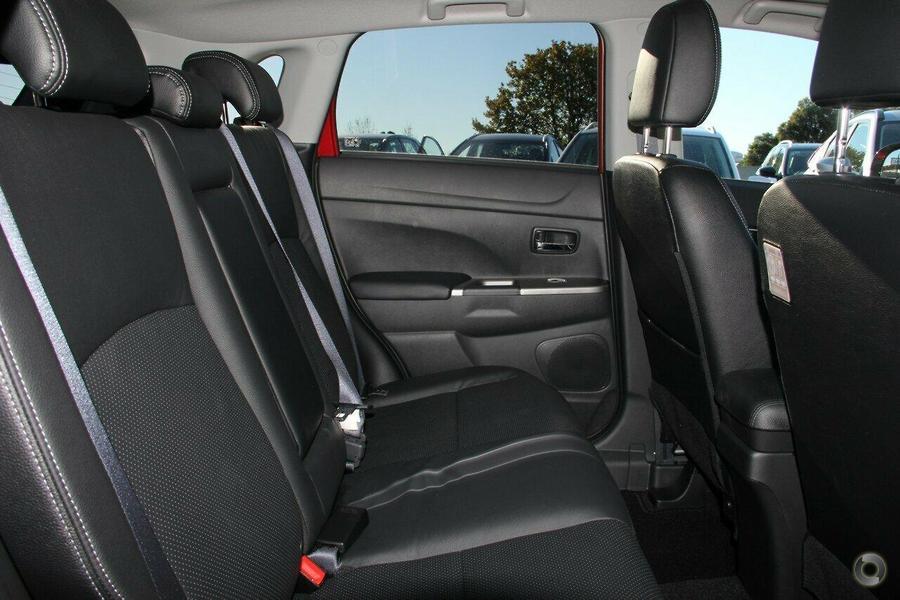 2018 Mitsubishi ASX XLS XC