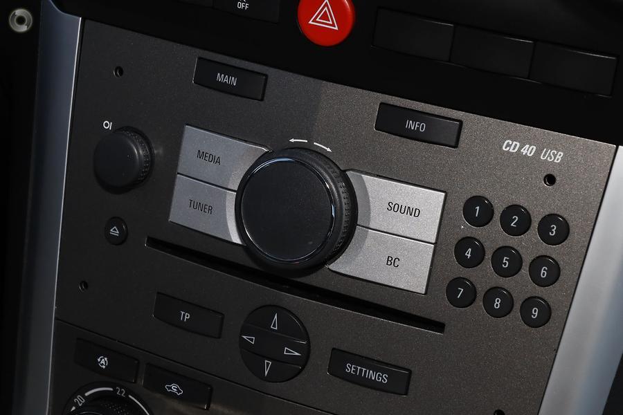 2014 Holden Captiva 5 LTZ CG