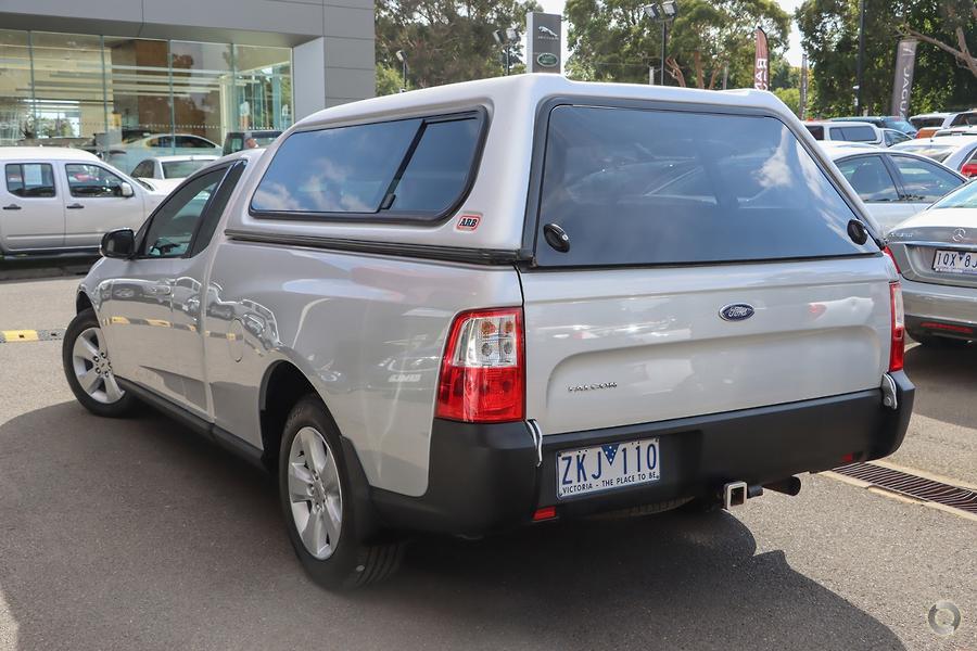 2012 Ford Falcon Ute  FG MkII