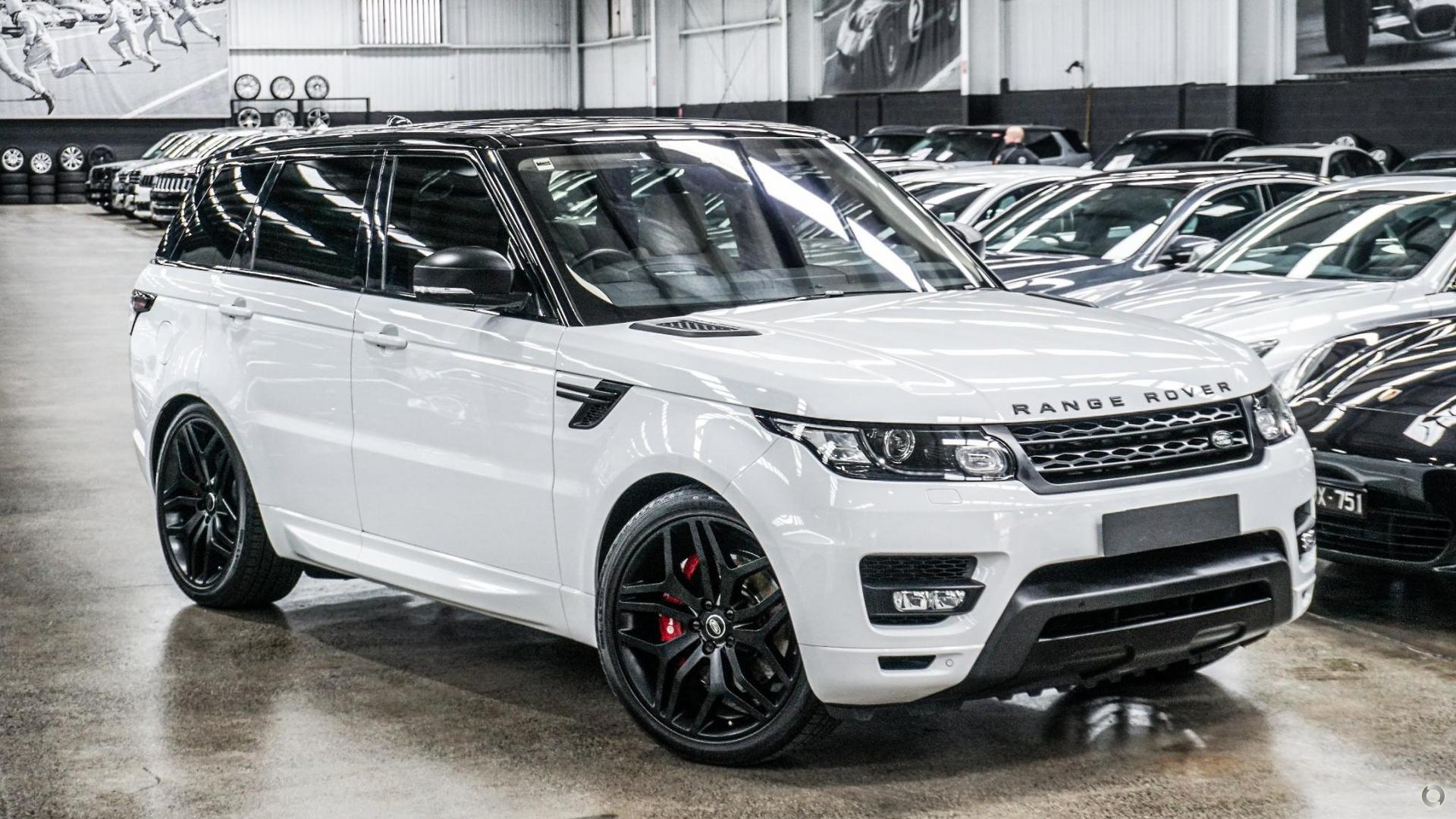 2017 Land Rover Range Rover Sport L494
