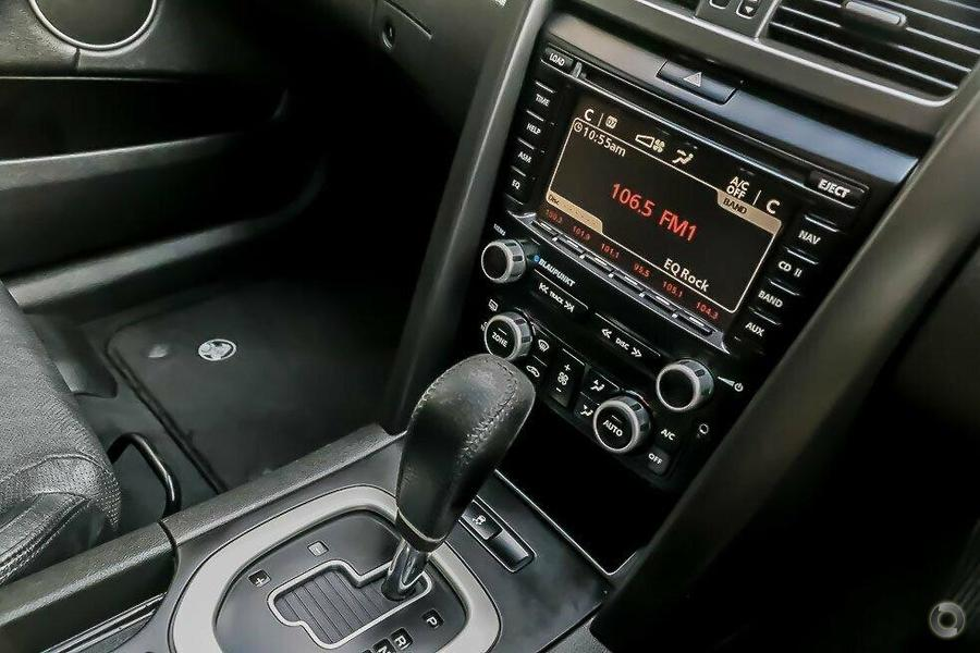 2010 Holden Ute SS V VE
