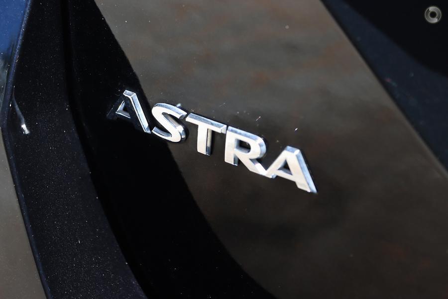 2017 Holden Astra LT BK
