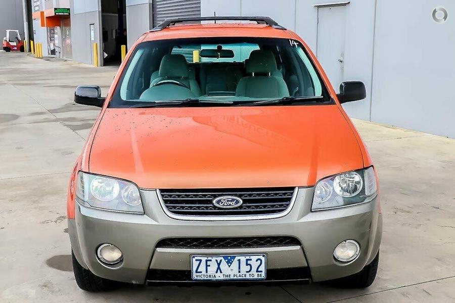 2004 Ford Territory TX SX