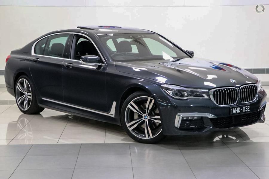 2015 BMW 730d
