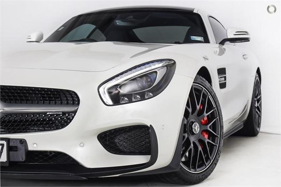 2016 Mercedes-AMG GT Coupe