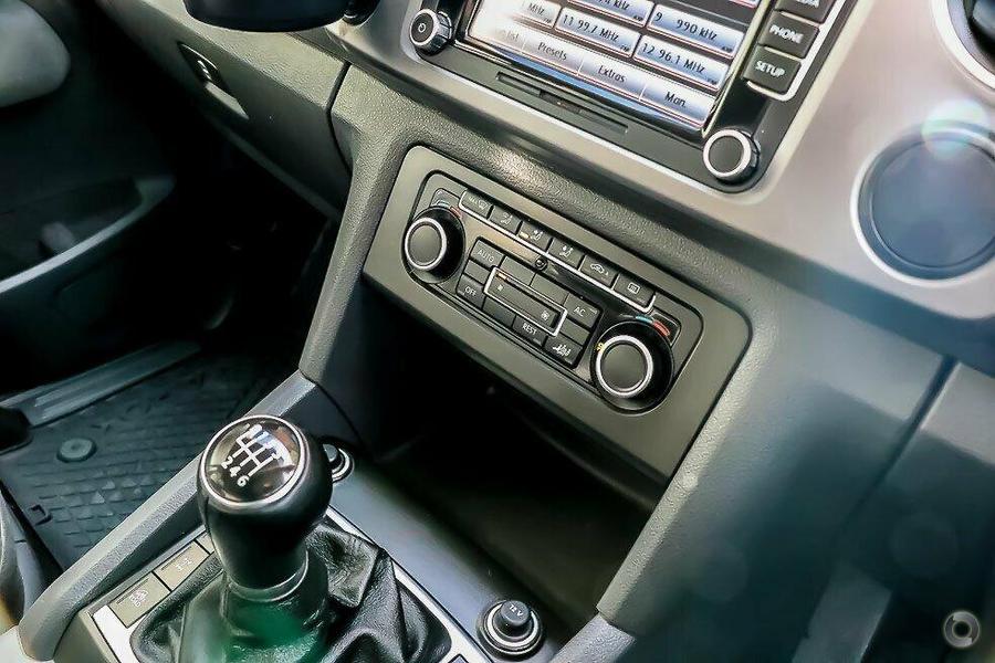 2012 Volkswagen Amarok TDI400 2H