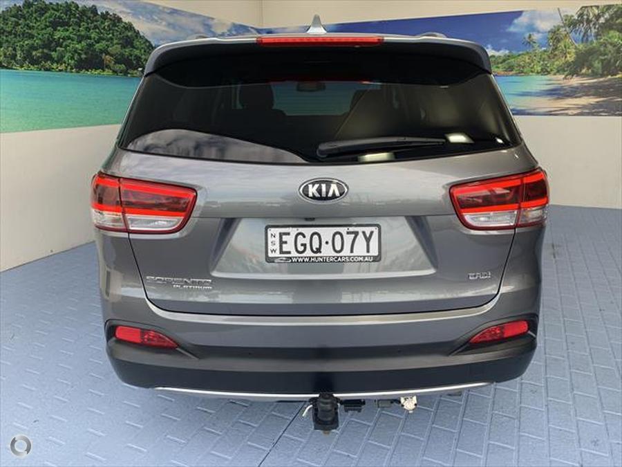2016 Kia Sorento Platinum UM
