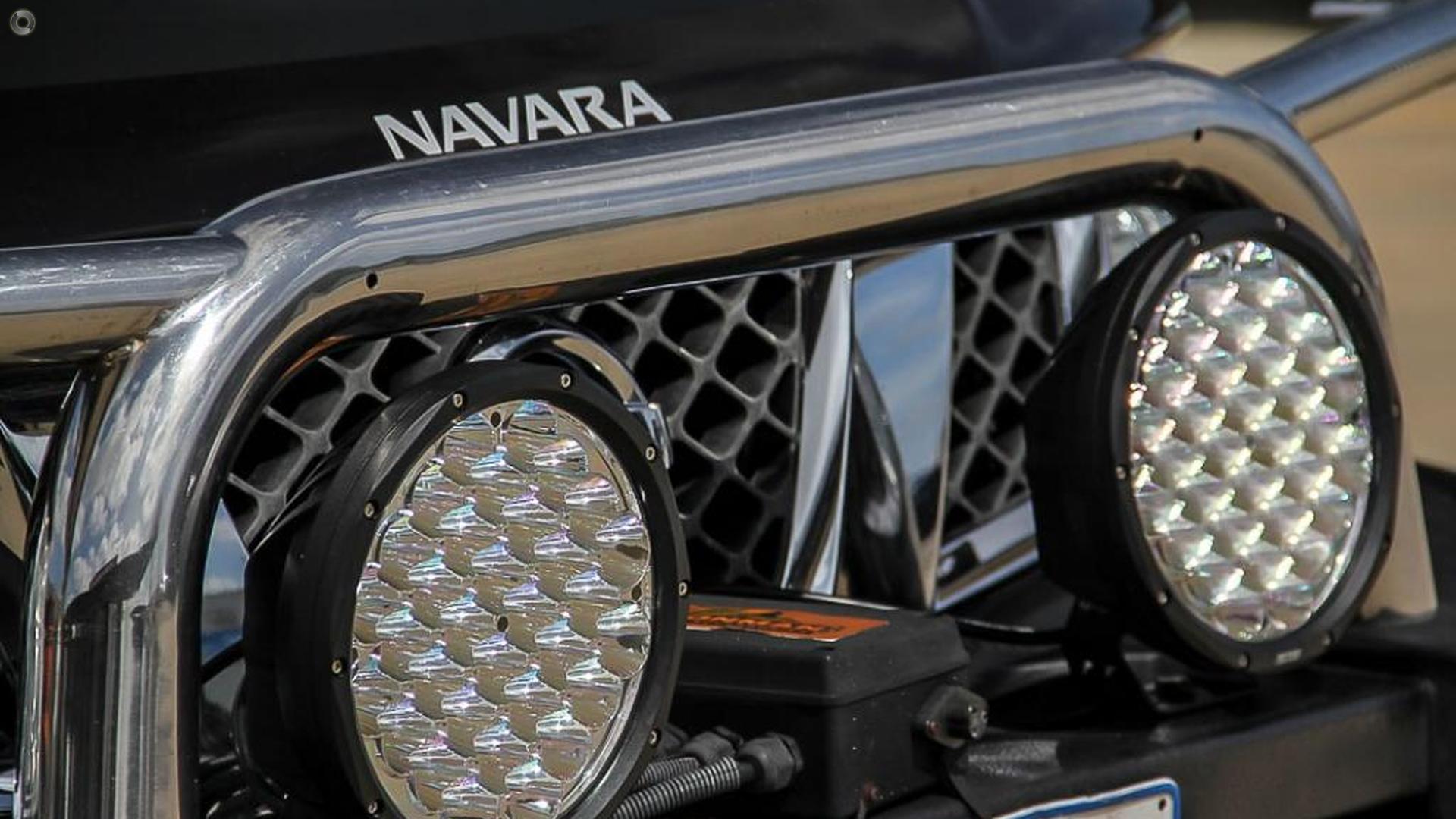 2008 Nissan Navara ST-X D40