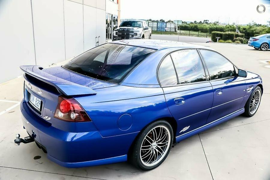 2005 Holden Commodore SS VZ
