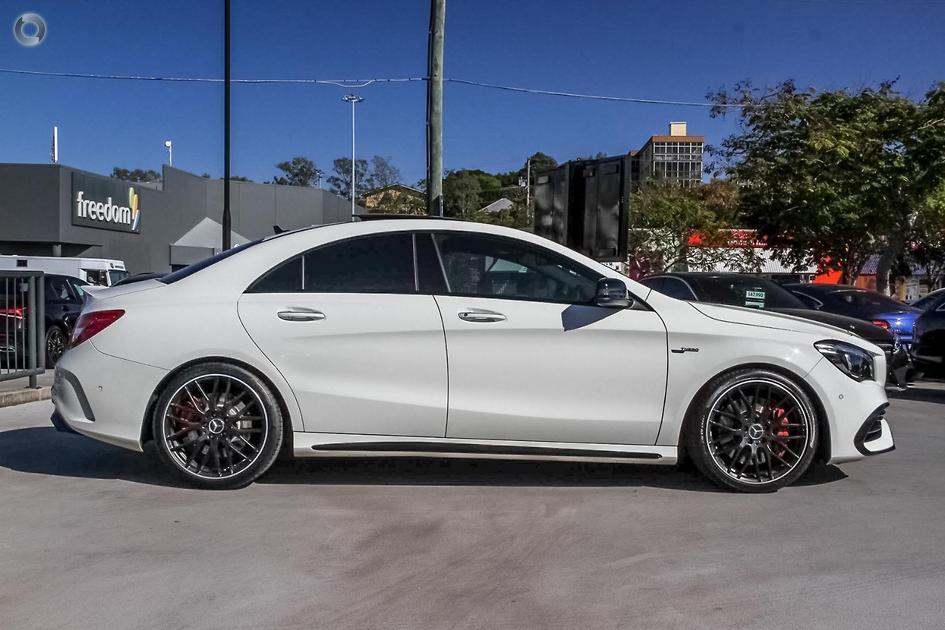 2018 Mercedes-Benz CLA-CLASS Coupe